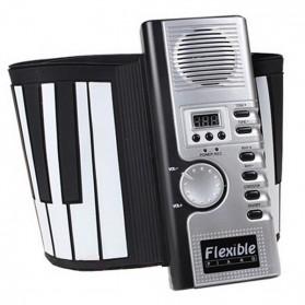 KOKKO Flexible Piano Digital Roll Up Soft Keyboard 61 Key + Midi Function - PN88S - 3