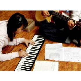 KOKKO Flexible Piano Digital Roll Up Soft Keyboard 61 Key + Midi Function - PN88S - 5