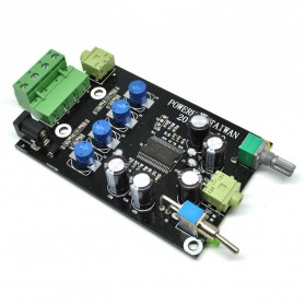 DIY Yamaha Digital Headphone Amplifier Board 2 x 20w 12V - YDA138-E - 1