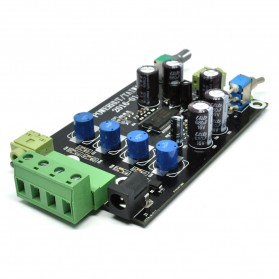 DIY Yamaha Digital Headphone Amplifier Board 2 x 20w 12V - YDA138-E - 3