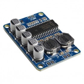 DIY Digital Amplifier Board TDA8932 Mono 1 x 35w - 2