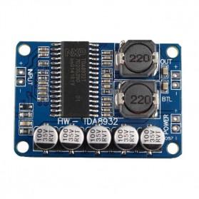 DIY Digital Amplifier Board TDA8932 Mono 1 x 35w - 3