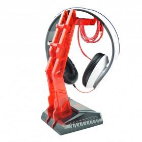 Sades Universal Gaming Headphone Hanger - C809 - Red - 4