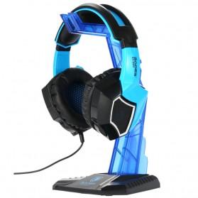 Sades Universal Gaming Headphone Hanger - C809 - Blue