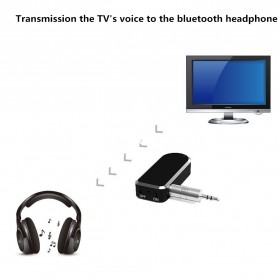 Bluetooth Transmitter - BT-4 - Black - 6