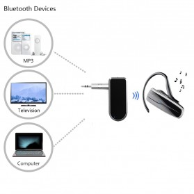 Bluetooth Transmitter - BT-4 - Black - 7
