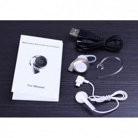 Mini Headset Wireless Bluetooth 4.1 - A8 - Black - 9