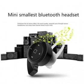 Mini Headset Wireless Bluetooth 4.1 - A8 - Black - 11