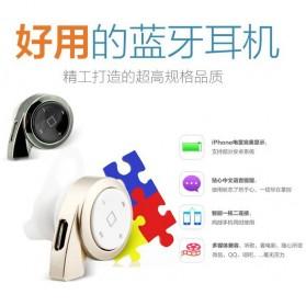 Mini Headset Wireless Bluetooth 4.1 - A8 - Black - 14