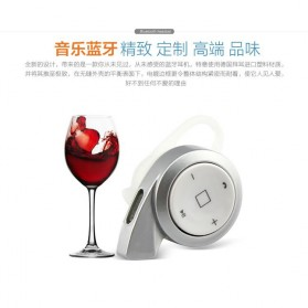 Mini Headset Wireless Bluetooth 4.1 - A8 - Black - 15