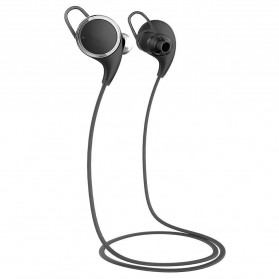 JOGGER Sport Bluetooth Earphone with Microphone - QY8 - Black - 2