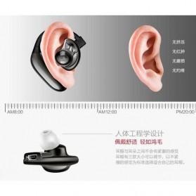 UFO Stereo Wireless Bluetooth Headset Handsfree - Black - 7