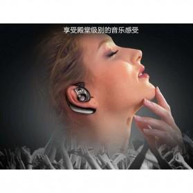 UFO Stereo Wireless Bluetooth Headset Handsfree - Black - 14