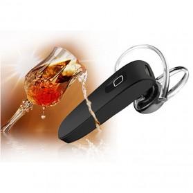 Genai Stereo Wireless Bluetooth Headset Handsfree V4.0 - Black - 8