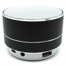 Mini Portable Bluetooth Speaker Super Bass - A10 - Black - 2
