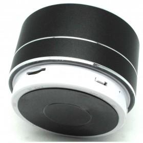 Mini Portable Bluetooth Speaker Super Bass - A10 - Black - 4
