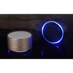 Mini Portable Bluetooth Speaker Super Bass - A10 - Black - 5