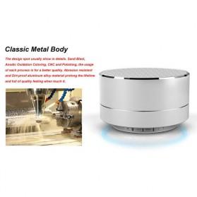 Mini Portable Bluetooth Speaker Super Bass - A10 - Black - 7