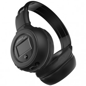 Zealot B570 Wireless Bluetooth Headphone Dengan FM TF - Black