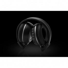 Zealot B570 Wireless Bluetooth Headphone Dengan FM TF - Black - 2