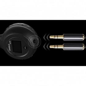 Zealot B570 Wireless Bluetooth Headphone Dengan FM TF - Black - 6
