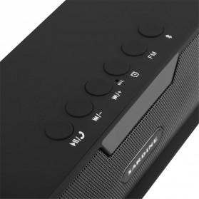 HiFi Portable Bluetooth Speaker - SDY-019 - Black - 5