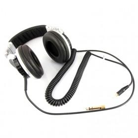 Senicc Headphone Super Bass - ST-80 - Silver - 4
