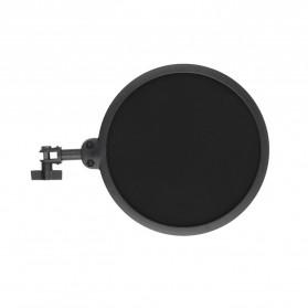 Holder Mikrofon Shockproof dengan Pop Filter - SH-200 - Black - 3