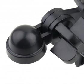 Holder Mikrofon Shockproof dengan Pop Filter - SH-200 - Black - 4