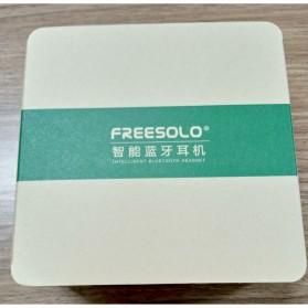 Freesolo 56S Sport Wireless Bluetooth Earphone dengan Mic - Black - 9