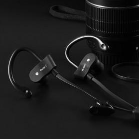 Freesolo 56S Sport Wireless Bluetooth Earphone dengan Mic - Black - 2