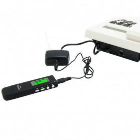 Perekam Suara Digital Meeting Voice Recorder 4GB - DVR-116 - Black - 6