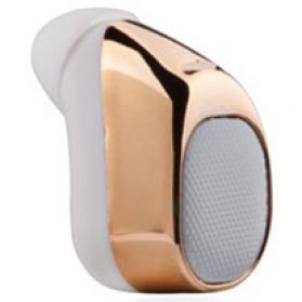 Mini Portable Headset Bluetooth 4.1 - S630 - Golden