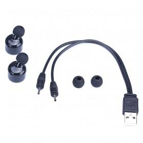True Wireless Earphone Bluetooth Stereo  - X1T - Black - 3