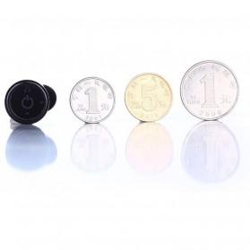 True Wireless Earphone Bluetooth Stereo  - X1T - Black - 5