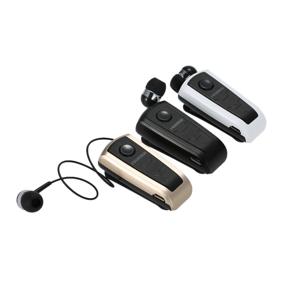 Fineblue Wireless Headset Vibration Bluetooth Earphone Stereo