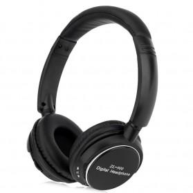 Zealot ZL-900 Headphone HiFi Bass with FM Radio & TF Slot - Black