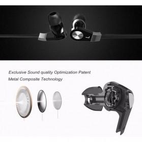 Langsdom Millet Super Bass Earphone dengan Mic - JM02 - Black - 4