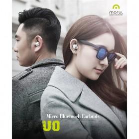 Mifo U0 Mini Earphone Wireless Bluetooth HD Sound Waterproof - Silver - 3