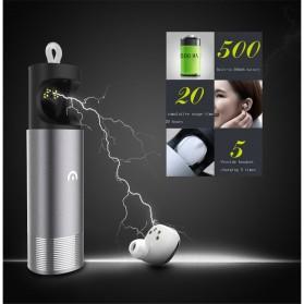 Mifo U0 Mini Earphone Wireless Bluetooth HD Sound Waterproof - Silver - 7