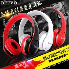 Beevo HiFi Super Bass Headphone dengan Mic - BV-HM740 - Black - 3