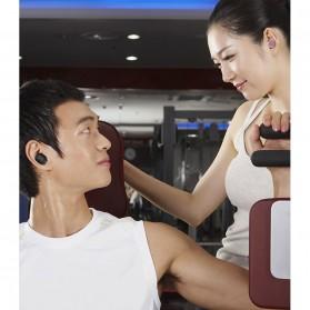 Ultra Mini Wireless Bluetooth Earphone - Black - 4