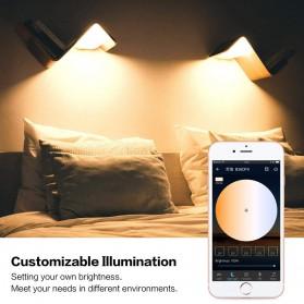 FLYIDEA Smart Light Bulb Bluetooth Bohlam LED RGB E27 4.5W - SMD4014 - White - 2