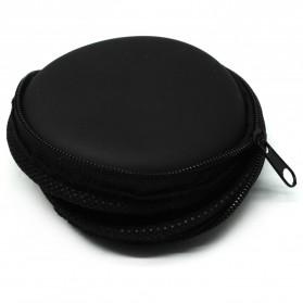 Earphone Hard Case EVA - LHJ - Black - 4