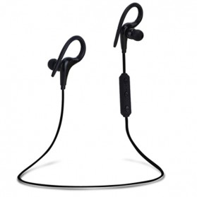 Earphone Bluetooth Sporty - MS-B1 - Black