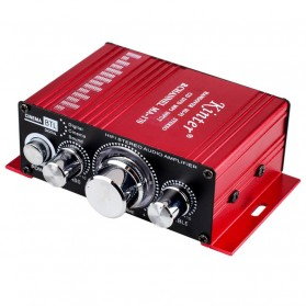 Kinter Amplifier Speaker 2 channel 20W - MA-170 - Red