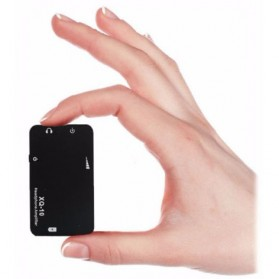 xDuoo XQ-10 Portable Amplifier - Black - 2