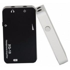 xDuoo XQ-10 Portable Amplifier - Black - 5