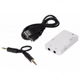 xDuoo XQ-10 Portable Amplifier - Black - 6