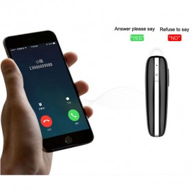 Havit L11 Bluetooth Headset - Black - 4